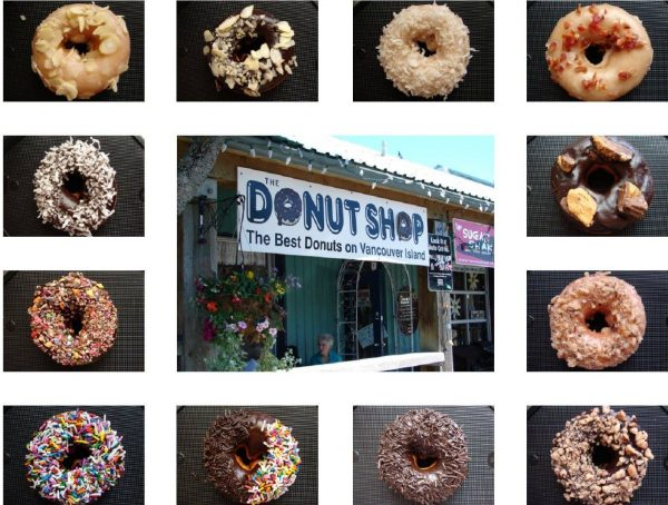 The Donut Shop Storefront