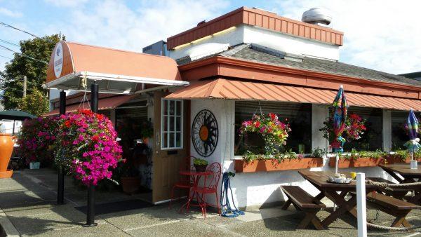 View of Pescadores Restaurant